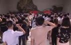 济南市直机关工委举行新党员入党宣誓活动
