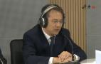 济南市法制办党组书记、主任白龙和济南仲裁委办党组书记、主任王伟