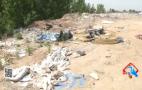 啄木鸟在行动: 渣土垃圾高过两层楼 村民忧心忡忡亟盼整改