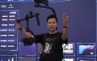 听说有人想看济南广电全媒体记者的黑科技,今天TA来了