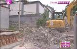 拆违拆临:彩石柳泉村一半住户家有违建 本周内全部清零