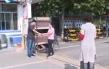 济南市莱芜汶水学校开展开学疫情防控演练