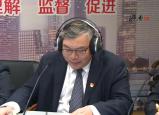 中国邮储银行济南市分行副行长 王雁昌和华夏银行济南分行党委书记、行长 符盛丰