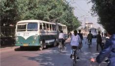 公交發展見證改革開放成就