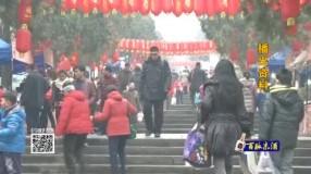 春节元宵节市民游园 民警安全提示要知道