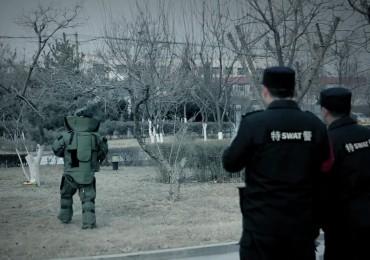 微视频《用生命擦亮徽章》市公安局