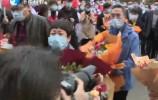 济南市中西医结合医院:第二批3名援鄂医疗队员凯旋归莱