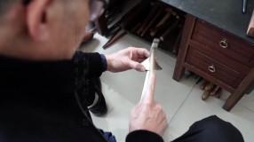 锡雕父子:千锤百炼 匠心雕琢
