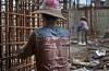 济南建委确保工地一线人员健康安全:30℃以上就有停工时段