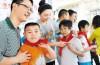 济南三项措施提高残疾儿童少年义务教育普及水平