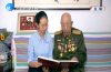 【紀念濟南解放70周年】 王華春:輕傷不下火線 堅持戰斗到勝利