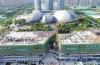 国际医学科学中心22栋建筑主体封顶!槐荫区这些重点项目即将交付…