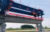 济南菏泽2022年可通高铁!菏泽曲阜段高铁架起第一梁