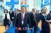 视频 | 2019东亚博览会开幕 王忠林察看博览会展厅