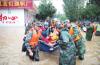章丘遭遇200年一遇强降雨 已疏散转移受灾群众10350余人