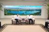 一天会见4家企业负责人:王忠林、孙述涛的会客主角为何是他们?