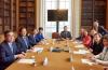 王忠林率济南市代表团赴法国、意大利访问