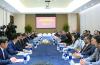 第二届进博会山东省交易团济南分团重点采购项目签约仪式举行