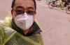 巷战Vlog | 记者穿雨衣跟随社区工作者入户测体温