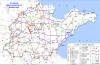双向八车道,设计速度120km/h 京台高速(济南至泰安段) 改扩建工程启动