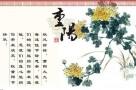 過重陽節習俗,據說和劉邦妃子戚夫人的侍女有關