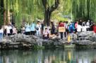 中国红·齐鲁行 文旅市场迎来小高峰!济南24家景区纳客59.55万人次