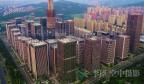 山东济南,有一个正在崛起的汉峪金融商务中心