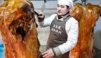 去章丘,看给皇帝进贡的黄家烤肉是怎么烤制出来的