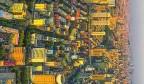 横屏|济南城空中是啥样,无人机邀您飞跃济南老城区