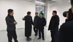 天桥区委书记刘程华到中关村(济南)海淀创业园视察工作