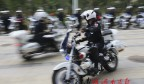 帅! 济南市中警方成立骑警队维稳处突