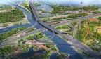 一桥飞架,一隧四道将串联成网 S101开建叶型互通立交,明年将牵手穿黄隧道与4条国省道
