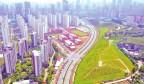 国际金融城再添通衢大道
