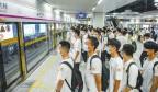 济南地铁站模拟迎峰 500名乘客参与演练