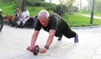 平凡生活中 他们用运动诠释全民健身精神:成功的意义就是超越自己