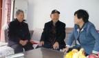 莱芜区委副书记、区长秦蕾走访慰问抗美援朝出国作战老战士