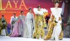 时尚大秀中蕴藏中国元素