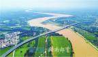 """拥河发展正从蓝图走向现实!济南以起步区为动力引擎掀开""""黄河文章""""新篇章"""