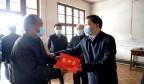 朱云生走访慰问敬老院、困难党员和困难群众