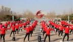 钢城区:歌舞闹春 喜迎元宵
