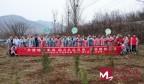 为泉城添新绿 济南市委办公厅与济南广播电视台联合开展志愿植树活动