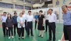 钢城区领导参观庆祝中国共产党成立100周年书画摄影展