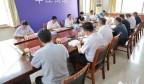 钢城区领导调研乡村振兴服务队工作