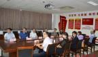 百年風華正茂,青春奮斗當時 ——濟南市機關事務服務中心收聽收看 慶祝中國共產黨成立100周年大會