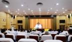 莱芜区组织收听收看山东省第一生态环境保护督察组督察济南市情况反馈会