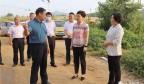 钢城区委书记郅颂到沙岭子村、东王家庄村调研