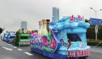 潮起新黄河 泉涌新时代 第九届济南国际泉水节今日启幕
