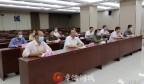 钢城区组织收听收看全省党史学习教育巡回指导组组长视频座谈会
