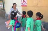 """爱生如子!济南""""好老师""""杲立芹:希望孩子们都能成为幸福的人"""