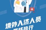 疫情防控关键期 境外入济请注意!